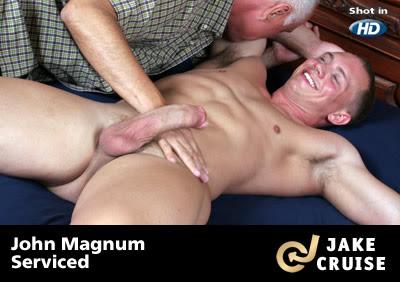 John Magnum Serviced