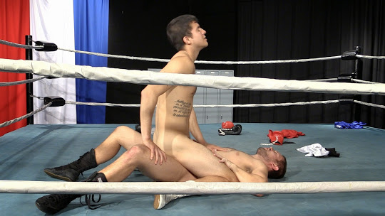 Jet Set Men Joey Rico and Bobby Clark in Uppercut