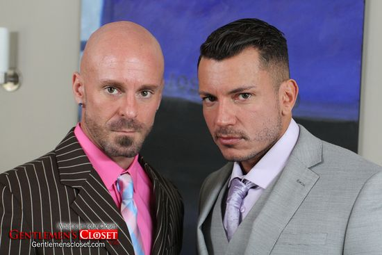 Mitch Vaughn and Angelo Marconi