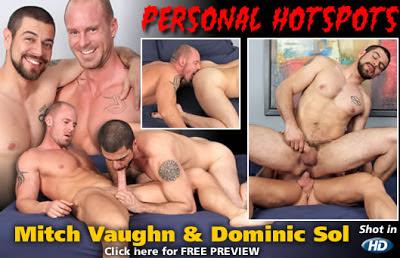 Mitch Vaughn & Dominic Sol