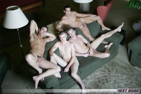 Alexy Tyler, Christian Wilde, Shane Erickson, Spencer Reed