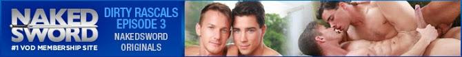 Darius Ferdynand and Gino Mosca