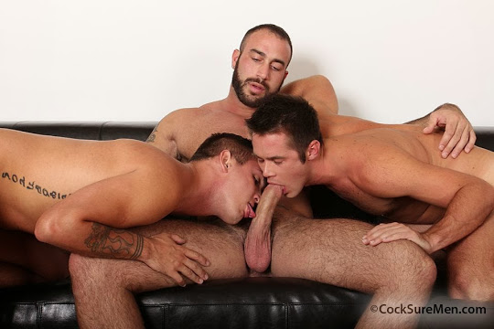 Spencer Reed, Brody Wilde & Mike De Marko