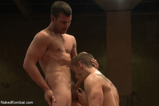 Bryan Cole and Hayden Richards