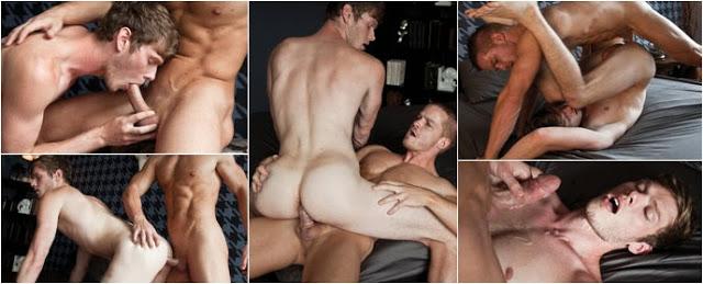 Liam Magnuson Gets a Workout Pumping Joey Banks' Twink Ass