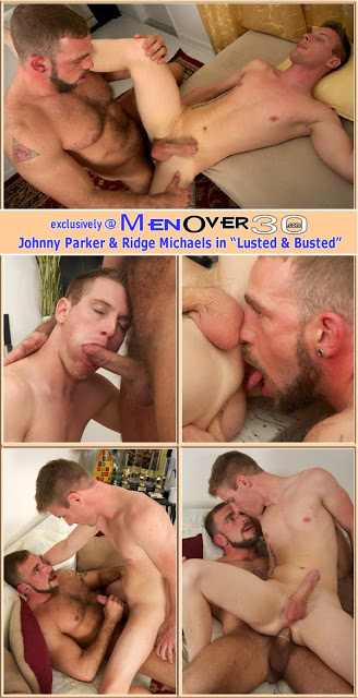 Johnny Parker and Ridge Michaels