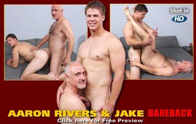 Aaron Rivers and Jake Bareback