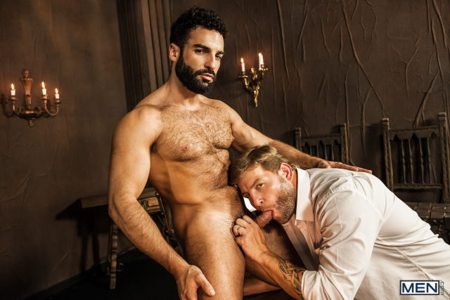 Colby Jansen and Abraham Al Malek in My Brother The Hooker Part 3_12