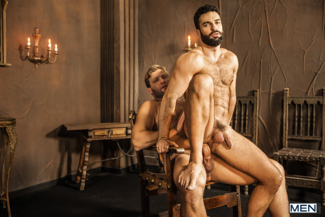 Colby Jansen and Abraham Al Malek in My Brother The Hooker Part 3_19