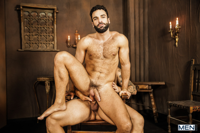 Colby Jansen and Abraham Al Malek in My Brother The Hooker Part 3_21