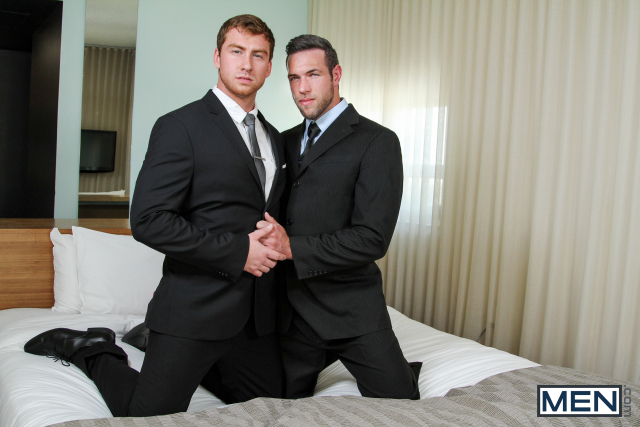 Alex Mecum and Connor Maguire in The Concierge Part 2 1