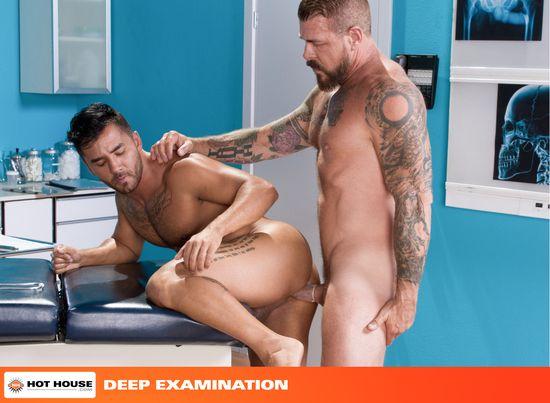 62394_10 Rocco Steele and Bruno Bernal in Deep Examination, Scene 2
