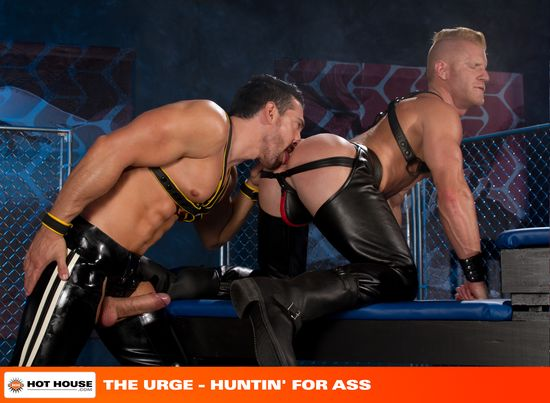 60929_07 Jimmy Durano and Johnny V in The URGE - Huntin For Ass, Scene 4