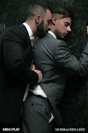 GENTS2_07 Sergyo and Xavi Duran in Gents 2