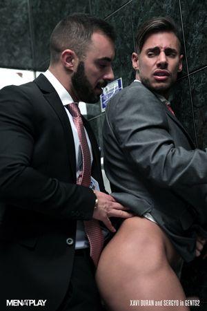 GENTS2_02 Sergyo and Xavi Duran in Gents 2