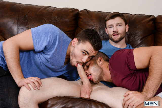 11 Asher Hawk, Dennis West, and Jimmy Fanz in Naughty Boys Part 3