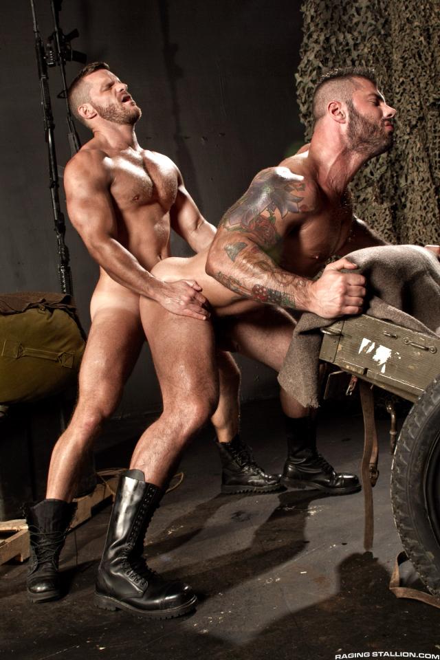 41880_015 Landon Conrad and Alex Marte in Militia, Scene 2