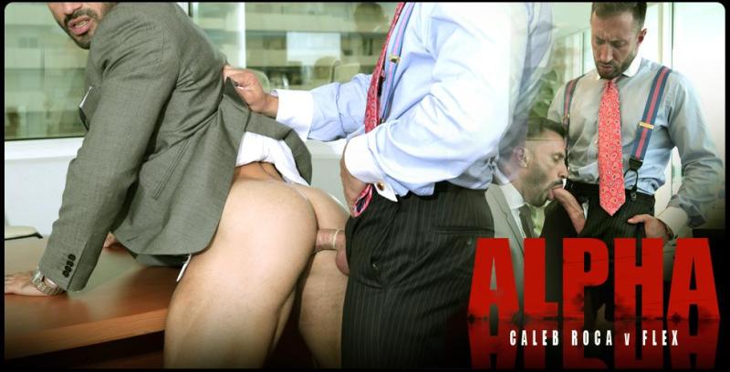 Caleb Roca and Flex in Alpha