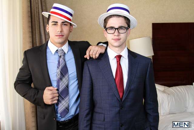 1 Topher Di Maggio and Will Braun in Young Conservatives Part 2