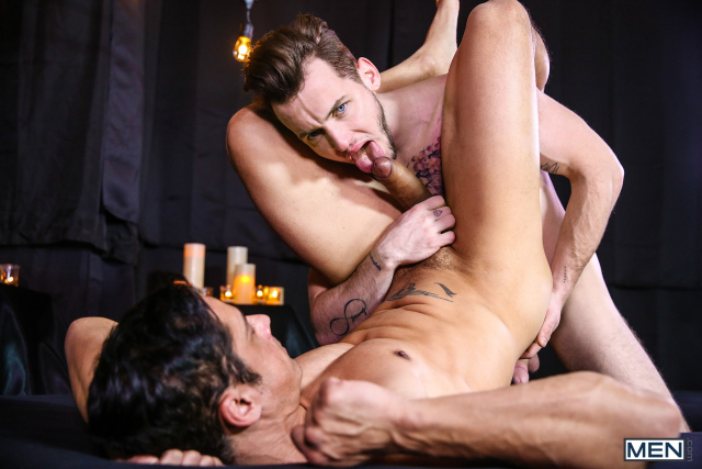 10 Colton Grey and Rafael Alencar in Dirty Valentine Part 4