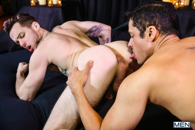 11 Colton Grey and Rafael Alencar in Dirty Valentine Part 4