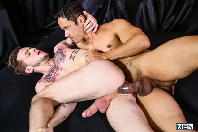 19 Colton Grey and Rafael Alencar in Dirty Valentine Part 4