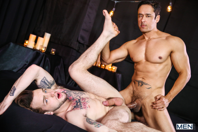 22 Colton Grey and Rafael Alencar in Dirty Valentine Part 4