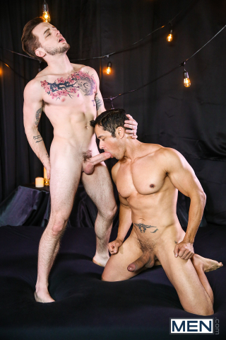 12 Colton Grey and Rafael Alencar in Dirty Valentine Part 4