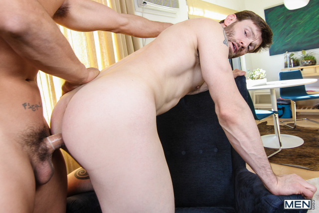 18 Dennis West and Topher Di Maggio in The Married Bottom