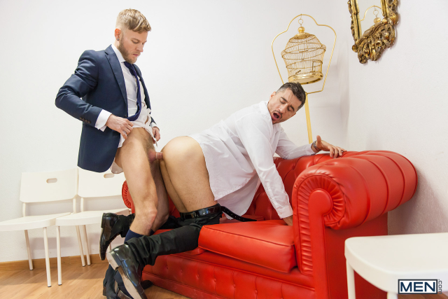 21 Jay Roberts and Matt Anders in Stealth Fuckers Part 9