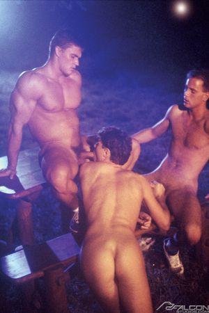 6319_010 Miklos Zsolt, Thomas Laszlo and Milos Csaba in Hungarian Heat, Scene 4