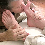 06 Jaxton Gets His Size 12 Feet & Socks Worshiped