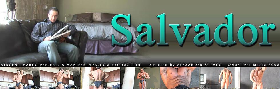 Manifest Men Salvador Sosa