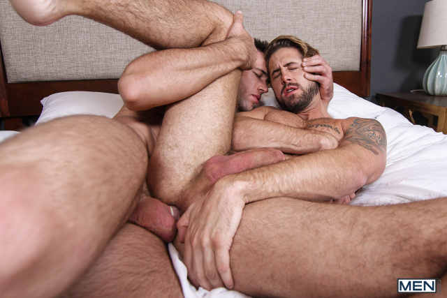 15 Alex Mecum and Wesley Woods in Wonderment