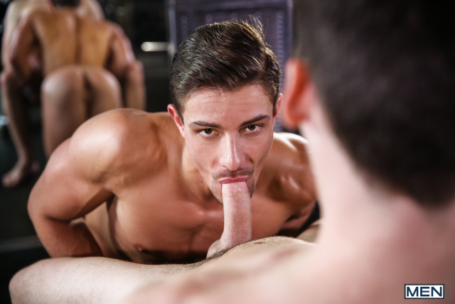 14 Carter Dane and Dustin Holloway in Men In Canada Part 3