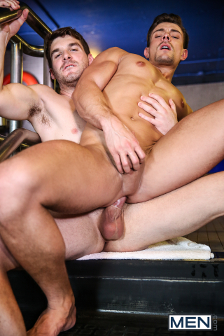 18 Carter Dane and Dustin Holloway in Men In Canada Part 3