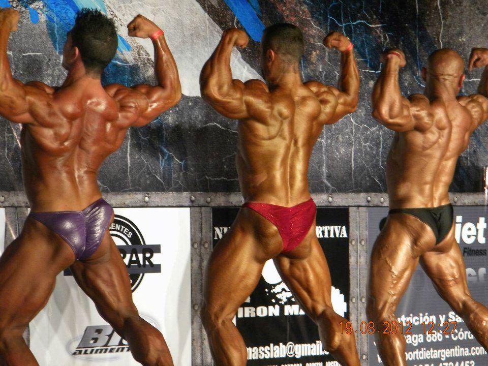 2012 Campeonato Argentino FAM / IFBB 207