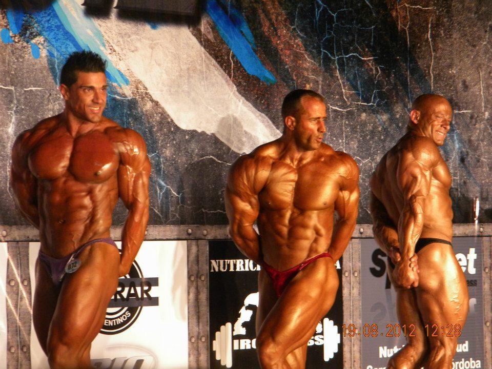 2012 Campeonato Argentino FAM / IFBB 210