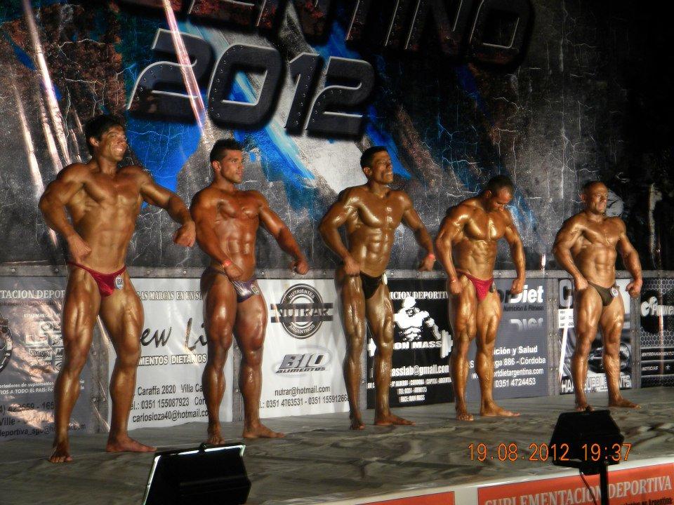 2012 Campeonato Argentino FAM / IFBB 549