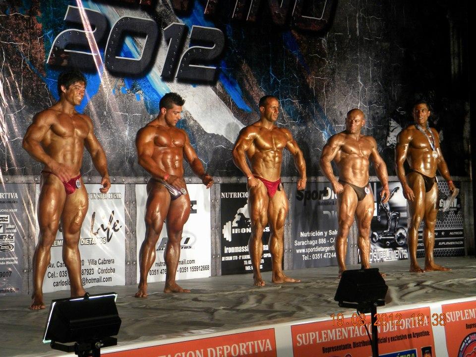 2012 Campeonato Argentino FAM / IFBB 552