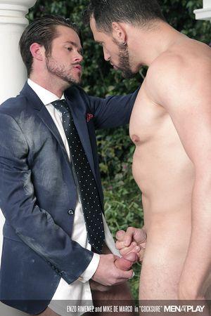 Enzo Rimenez and Mike De Marco in Cocksure_21