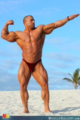 Jimmy Atienza at MuscleGallery 048