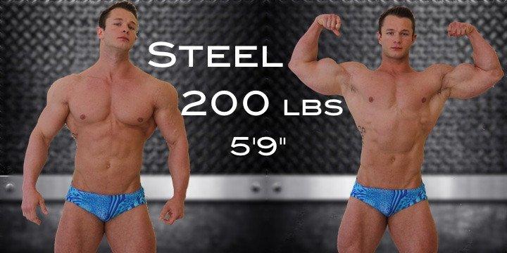 Wrestler Steel