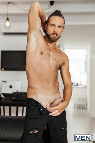 7 Paddy O'Brian and Logan Moore in Sense 8 : A Gay XXX Parody Part 1