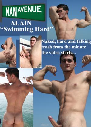 Alainswimminghard