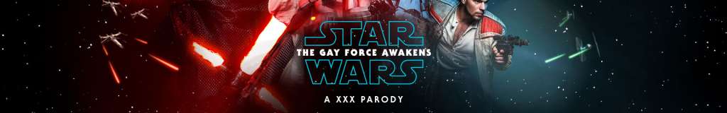 Men: Star Wars : A Gay XXX Parody