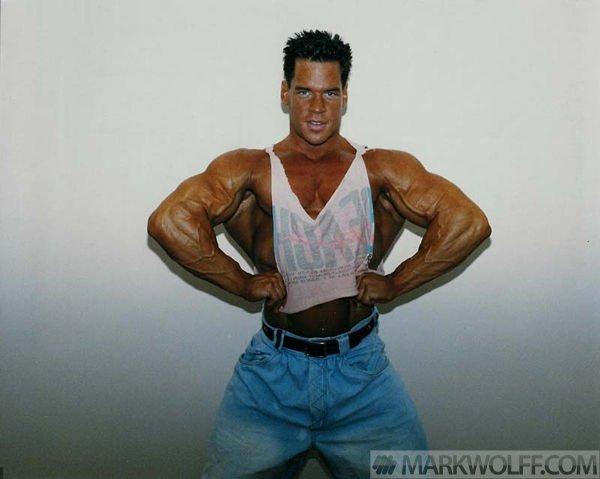 Mark Wolff - Big Muscle Hunk Bodybuilder | Porn XXX