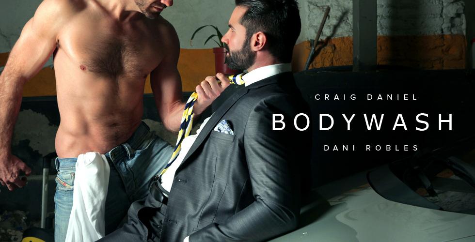 Men at Play Body Wash Starring Craig Daniel and Dani Robles