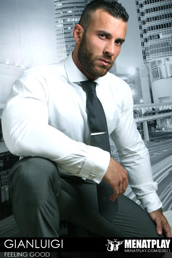Gianluigi Volti - LAlbum de beaux muscles