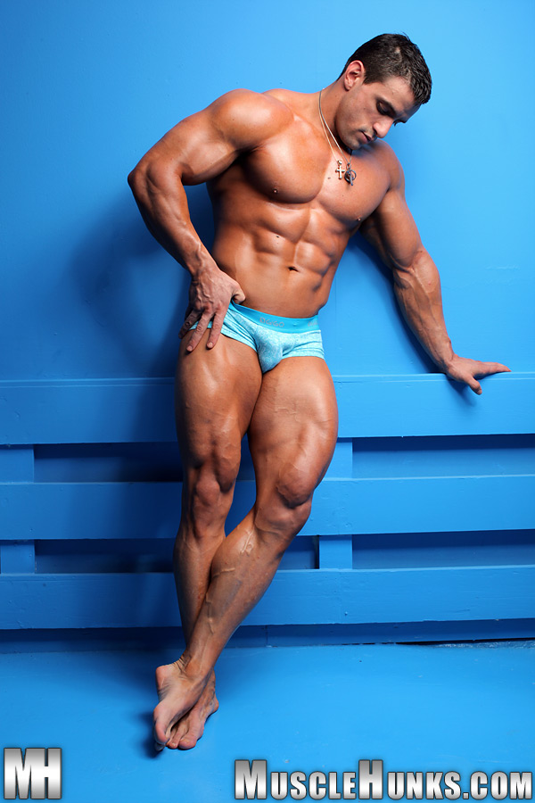 Male bodybuilding gay free gallery